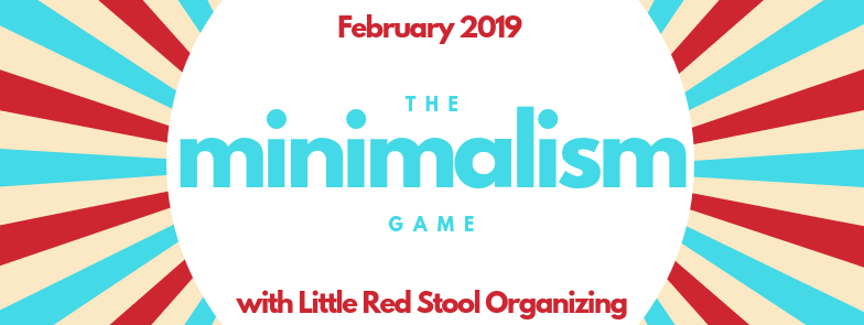 the minimalism game feb 2019